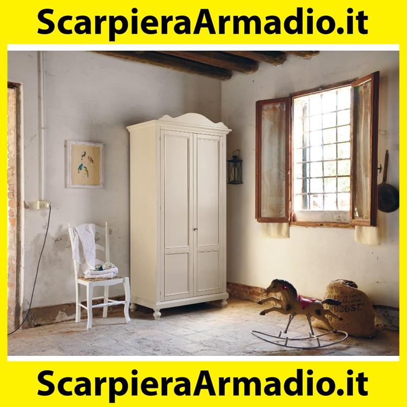 Scarpiera Armadio 2 Ante.Armadio 2 Ante Vintage Tutte Le Migliori Offerte Online