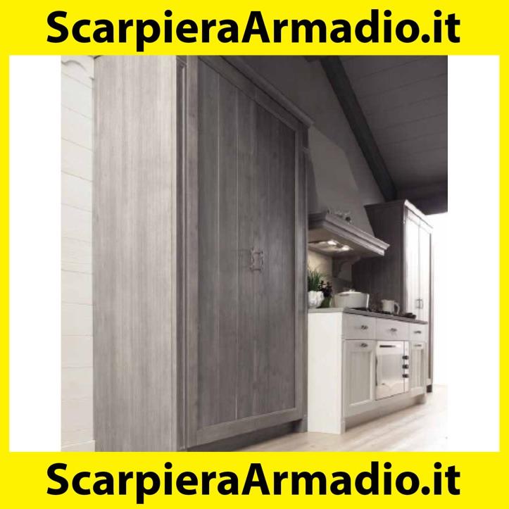 Armadio cucina in legno in offerta dai migliori negozi for Cucina in armadio