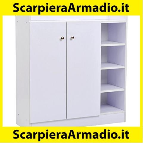 Scarpiera Con Ante Scorrevoli.Come Acquistare A Buon Prezzo Scarpiera 90