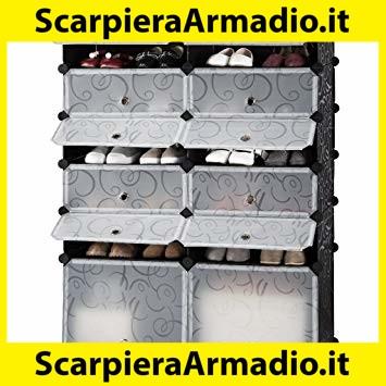 Scarpiere Componibili In Plastica.Scarpiera Plastica Langria In Offerta Dai Migliori Negozi